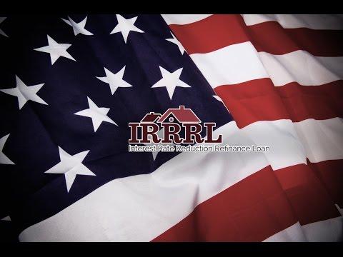 IRRRL | VA IRRRL | VA Refinance Program