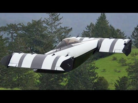 Silicon Valley Company Preps Affordable Flying Car for 2019