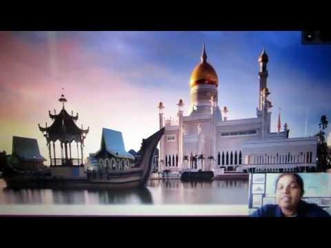 Skype - Guest Speaker Ms Kalpana - Brunei
