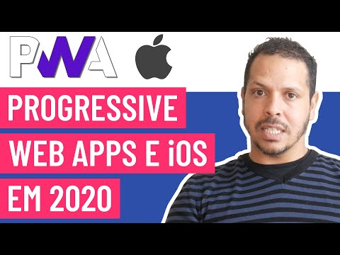Curso PWA #21 - Progressive web apps e iOS 2020