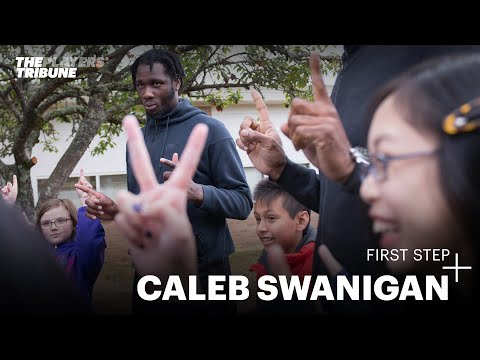 Caleb Swanigan Shares How He Overcame Childhood Obesity | First Step with American Family Insurance