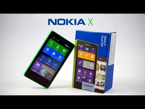 Nokia X Unboxing & Hands On (a.k.a Normandy - Nokia
