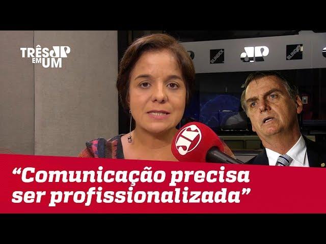 #VeraMagalhães: Comunicação da Presidência precisa ser profissionalizada
