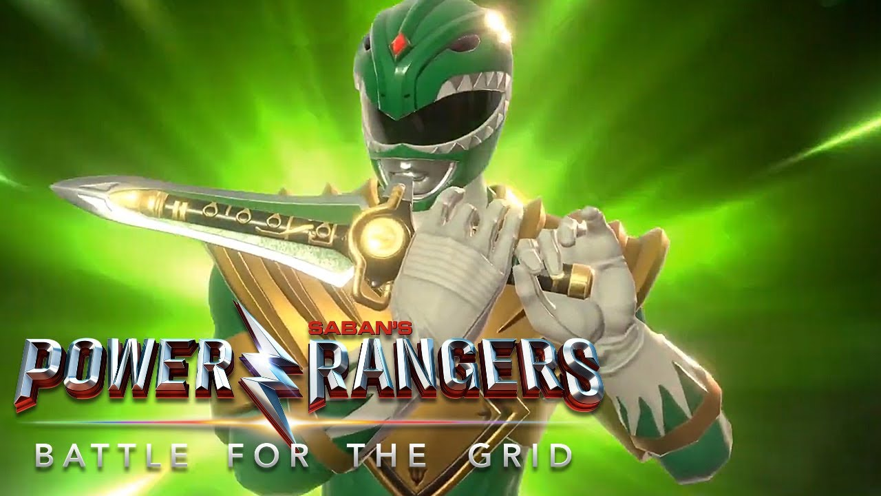 Power Rangers: Battle For The Grid - Official Gameplay Trailer