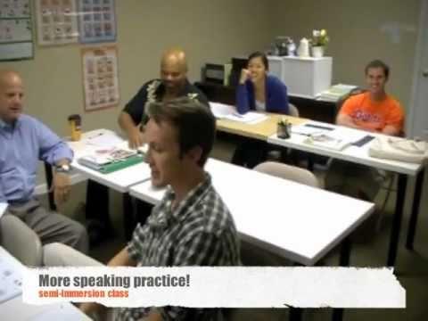 Live Mandarin Chinese Class Demo by Longmen Chinese Language Center, Tampa Florida
