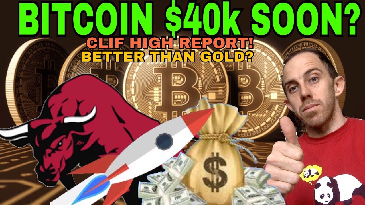 40,000 Bitcoin By August? Will BTC Double Every Year For Now On? Clif High Report - BTC News