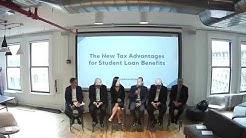 CB4B Panel: The New Tax Advantages of Student Loan Benefits