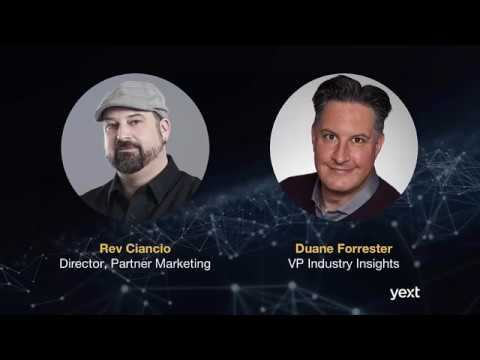 5 Marketing Services Your Agency Must Provide in 2018 (Yext Webinar)