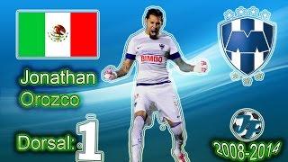 Jonathan Orozco | Atajadas | CF Monterrey | 2008-2014 (HD)