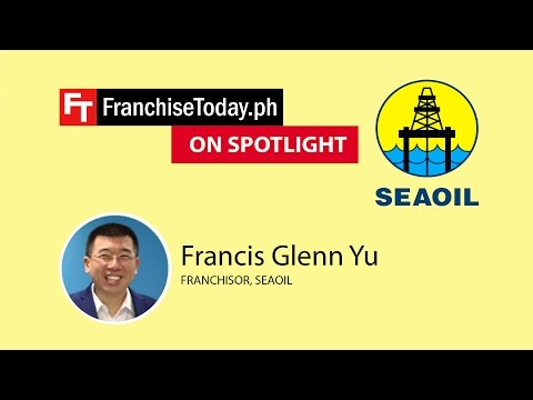 On Spotlight: SEAOIL President & CEO Francis Glenn Yu