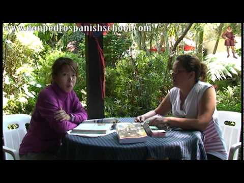 Study and learn spanish in Antigua Guatemala.
