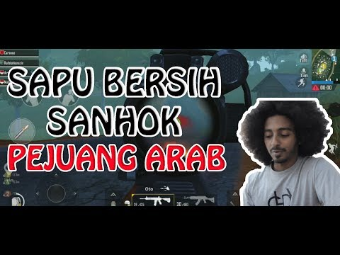 PEJUANG ARAB BERSIHIN SANHOK PAKE M416 - PUBG MOBILE INDONESIA - 동영상