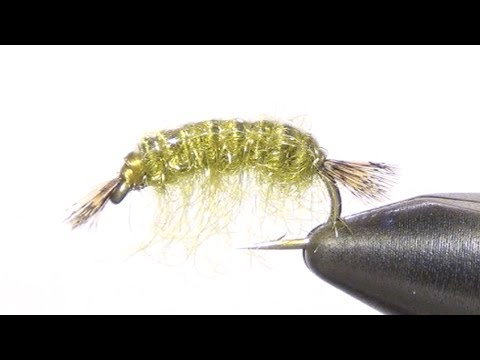 Scud Fly Tying Instructions, Recipe and How To Tie Tutorial