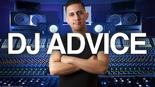 DJ TIPs & Advice How to become a CLUB DJ How to MC a PARTY STUDIO TOUR (Q&ampA - GIG ...