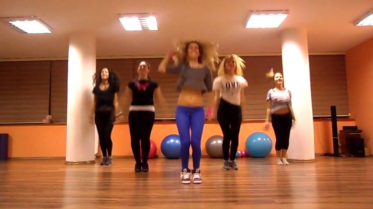 ZUMBA Hülya Yılmaz - Rihanna Where Have You Been [ ZUMBA Choreography ]