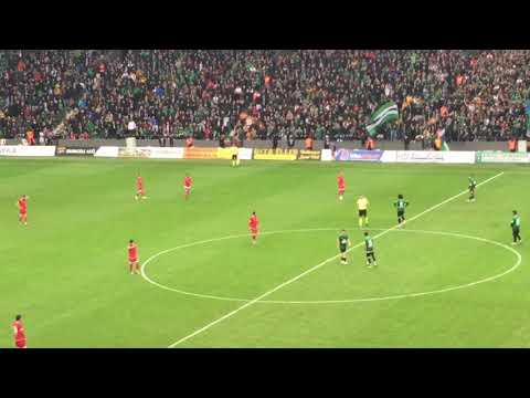 Kocaelispor-Elazığ belediye futbol maçı lig taraftar | ASELİF