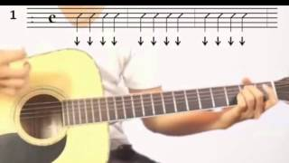 08.2[Học đàn Guitar] Tiết điệu Ballad -2