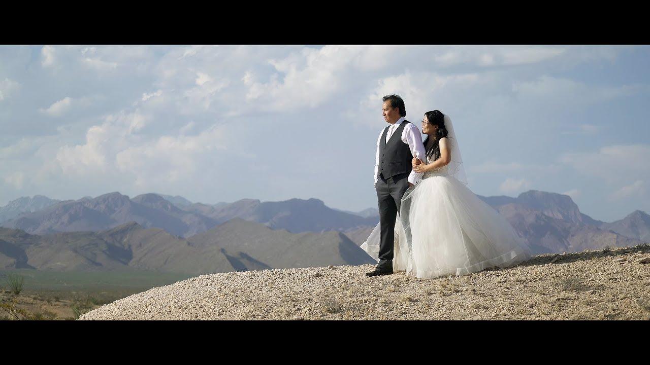 Elsa + Jon Teaser | El Paso, TX - Grace Gardens - YouTube