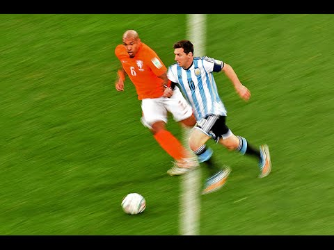 Argentina vs Netherlands ● World Cup 2014 Semi-Final ● Full