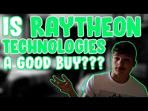 Is Raytheon Technologies A Good Buy???   Raytheon Technologies Stock Analysis  