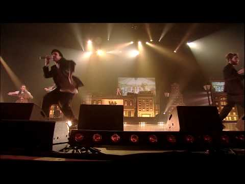 24 - WAX TAILOR feat A.S.M - Say Yes (Live Paris, Olympia 2010)