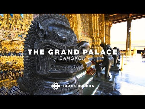 The Grand Palace: Breathtaking Thai Architecture and Craftsmanship