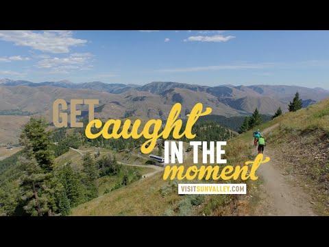 Sun Valley, ID Summer 2016 Flow-trail Mountain Biking