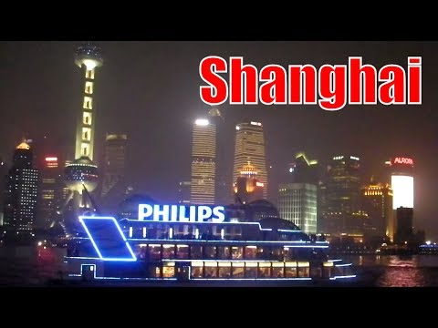 Shanghai, China - Amazing Travel Video! (HD)