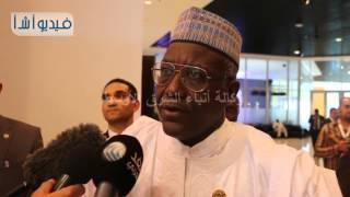 بالفيديو: الأمين العام لدول الساحل والصحراء: مصر هى قائدة أفريقيا ضد الإرهاب