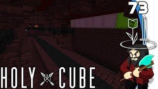 [Minecraft] Holycube III - #73 - Le couloir des PNJ