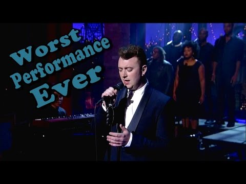 Sam Smith - SHREDS - Stay With Me