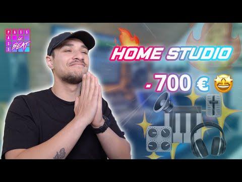 Un set up de Home Studio pour - de 700€ ! ??