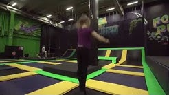 Get Air -trampoliinipuisto Espoossa