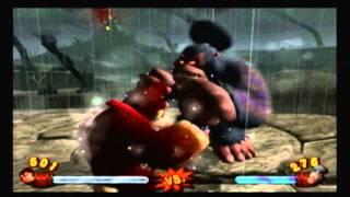 Donkey Kong Jungle Beat- Kong Bosses
