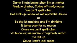 Chief Keef  Hate being Sober [Lyrics] ft. Wiz Khalifa & 50 Cent