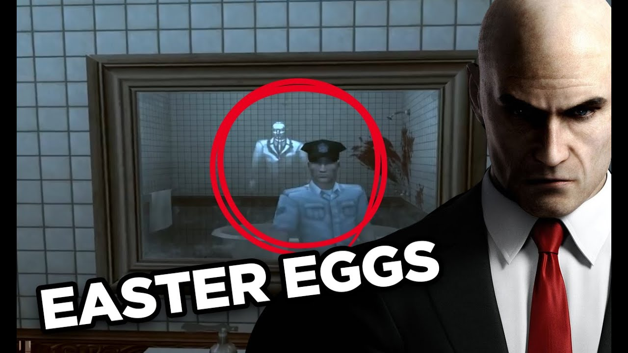 10 Creepiest Video Game Easter Eggs