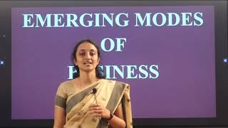 I PUC | BUSINESS STUDIES | EMERGING MODES OF BUSINESS  - 02