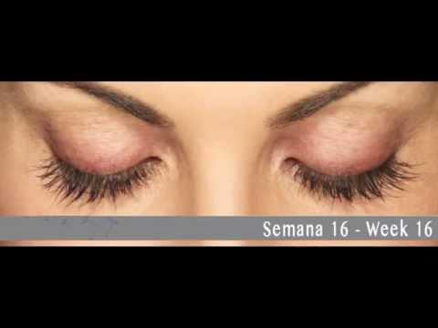 Grow your eyelashes with generic Latisse / Crezca sus propio pestanas con Latisse generico