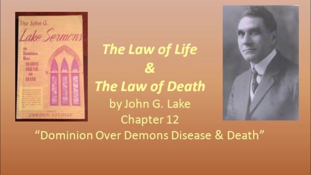 John G Lake Books Pdf