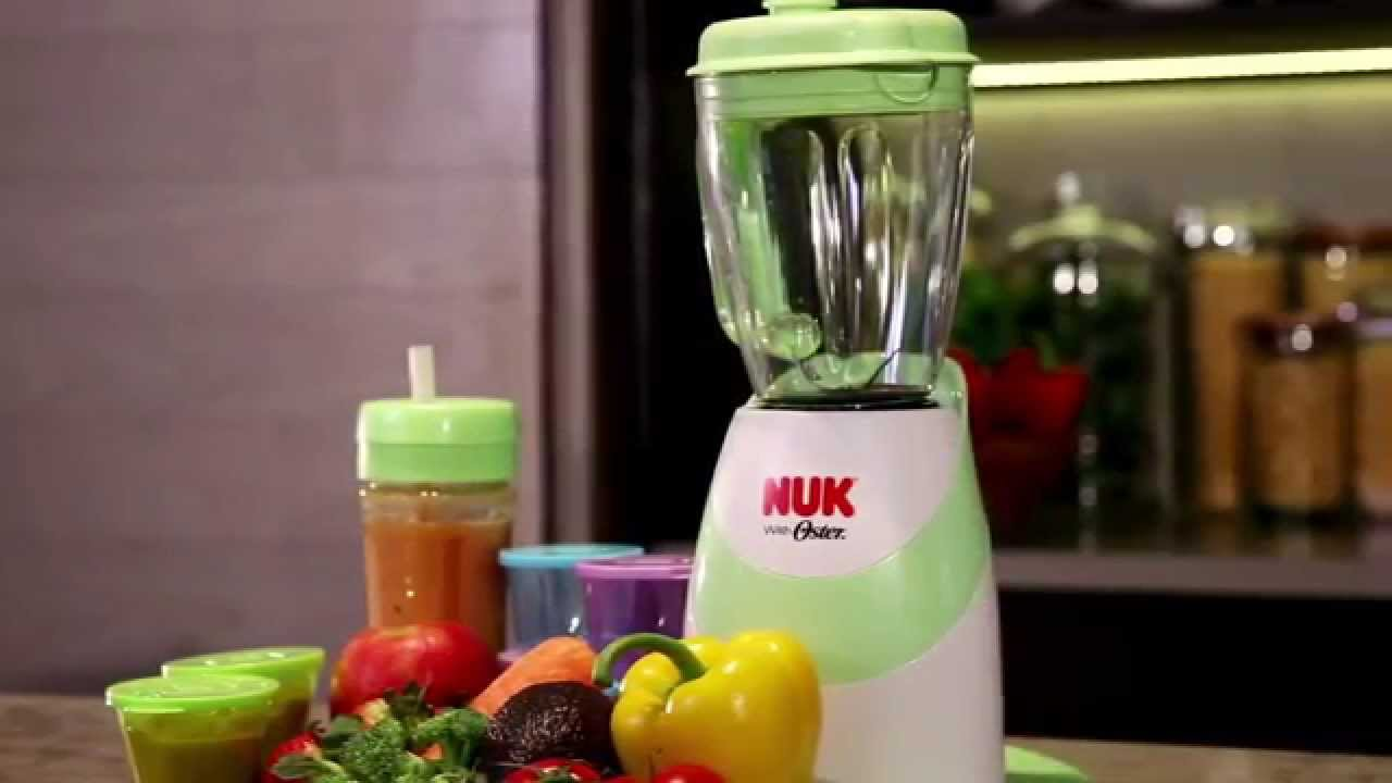 Nuk 174 Smoothie Amp Baby Food Maker Blend Smoothies Quick