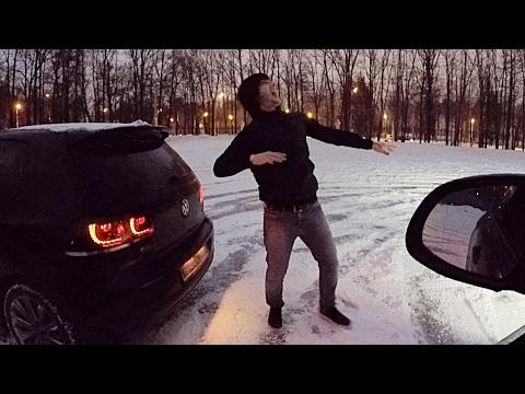Сессия в МГИМО. Дрифт на BMW X5 E53. Лезгинка от Ако.