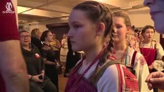''Кладец'' в заключительном гала-концерте III Всероссийского фестиваля ''Музыка Земли''.