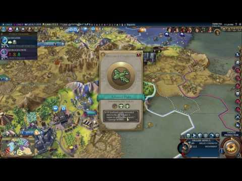 Civilization VI: Australia, Deity, Cultural Victory #13
