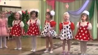 Топни ножка моя  Дети поют в детском саду