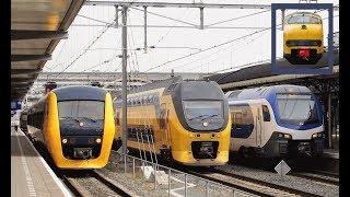VIRM vertrekt tussen Buffel & FLIRT uit 's-Hertogenbosch!