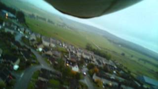 Dynam Sonic 185 Before Dusk Flight in Wind