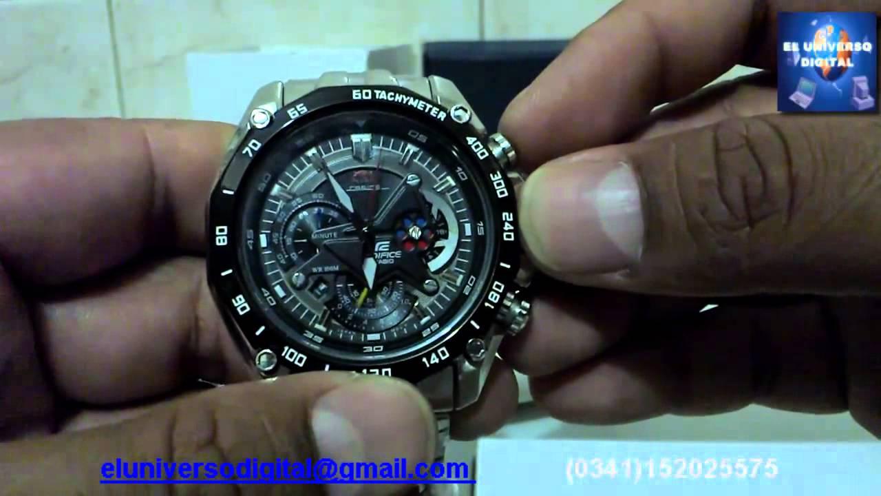 89a2ed13ed5 Casio Edifice precio