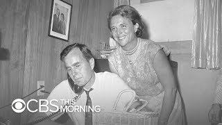 Biographer Susan Page on Barbara Bush's depression, contemplation of suicide