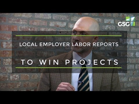 Local Employer Reporting  | How to win Economic Development Projects