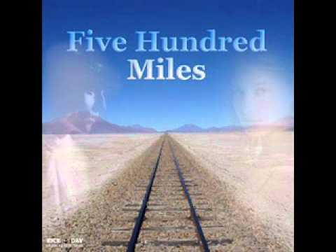 The hooters 500 Miles Orginal